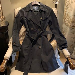Gryphon Pleated skirt trench coat
